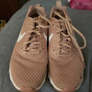 Pink Nike Air Sneakers Size 7.5